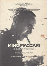 Mino Maccari a Montignoso. Ricordi e testimonianze