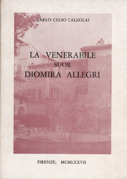 La Venerabile suor Diomira Allegri