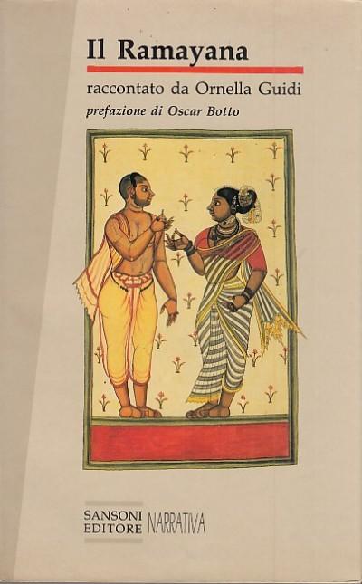Il ramayana raccontato da ornella guidi - Aa.vv.