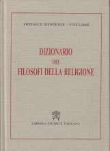 Dizionario dei filosofi della religione