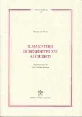 Il magistero di Benedetto XVI ai giuristi