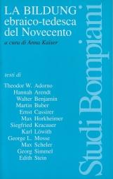 La Bildung ebraico-tedesca del novecento