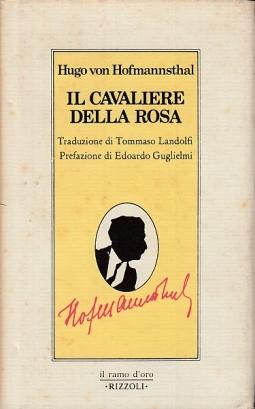 Il cavaliere della rosa Traduzione di Tommaso Landolfi