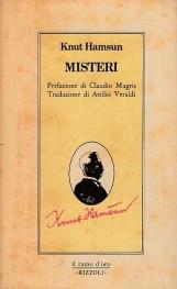 Misteri.Prefazione di Claudio Magris