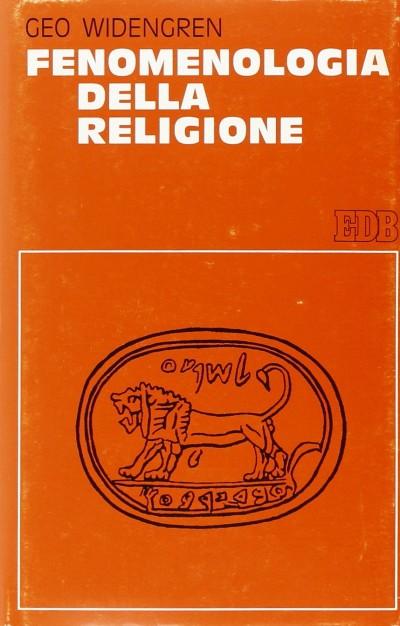 Fenomenologia della religione - Widengren Geo