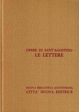 Opera Omnia di Sant'Agostino XXII Le Lettere II 124-184/A