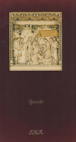 Epistole. Nuovo Testamento Con il trittico degli embriachi della certosa di pavia