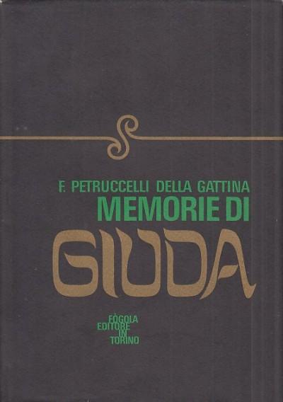 Giuda - Petruccelli Della Gattina Ferdinando