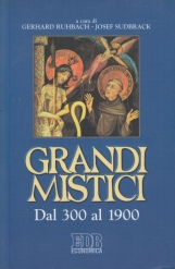 Grandi Mistici dal 300 al 1900