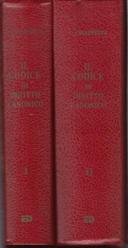 Il codice di diritto canonico