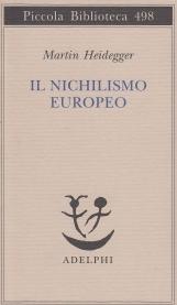 Il nichilismo europeo