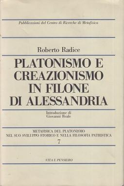 Platonismo e creazionismo in Filone di Alessandria