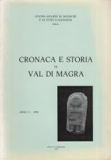 Cronaca e storia di Val di Magra. Anno V - 1976