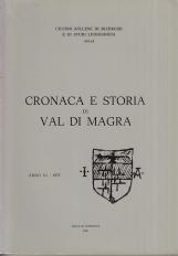 Cronaca e storia di Val di Magra. Anno VI - 1977