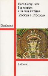 lo storico e la sua vittima Teodora e Procopio