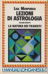 Lezioni di astrologia. Volume quarto.