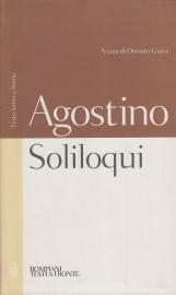 Soliloqui. Testo latino a fronte