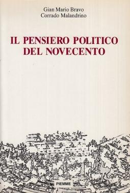Il pensiero politico del Novecento