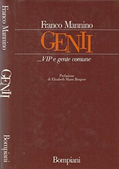 Genii. ?vip e gente comune - Mannino Franco