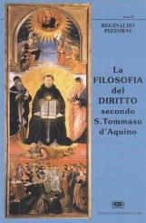 La filosofia del diritto secondo s. Tommaso d'Aquino