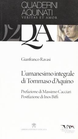 L'umanesimo integrale di Tommaso d'Aquino