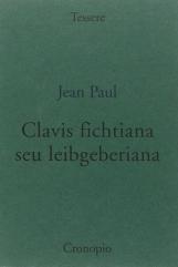 Clavis fichtiana seu leibgeberiana