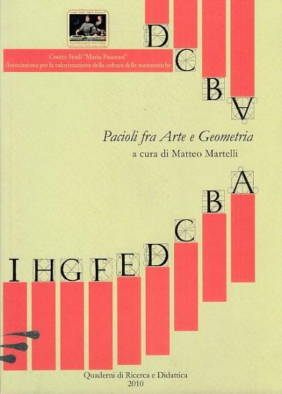 Pacioli fra arte e geometria - Martelli Matteo (a Cura Di)