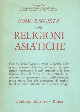 Uomo e societa' nelle religioni asiatiche