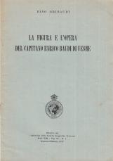 La figura e l'opera del capitano Enrico Baudi di Vesme