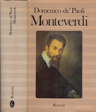 Monteverdi - Domenico De' Paoli