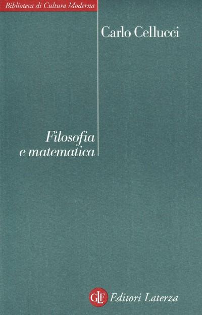 Filosofia e matematica - Cellucci Carlo