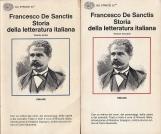 Storia della letteratura italiana Volume Primo Volume Secondo