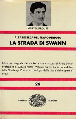 La strada di Swann. Alla ricerca del tempo perduto