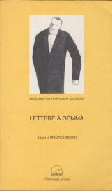 Lettere a Gemma Aprile-Settembre 1897