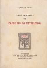 Cenni biografici su Padre Pio da Pietrelcina