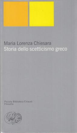 Storia dello scetticismo greco