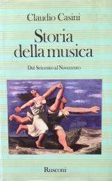 Storia della musica. Dal Seicento al Novecento