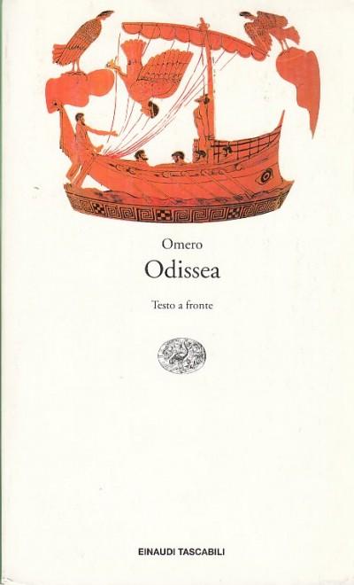 Odissea. testo a fronte - Omero
