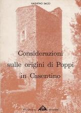 Considerazioni sulle origini di Poppi in Casentino