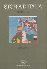 Migrazioni. Storia d'Italia Annali 24