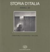 L'immagine fotografica 1945-2000. Storia d'italia Annali 20