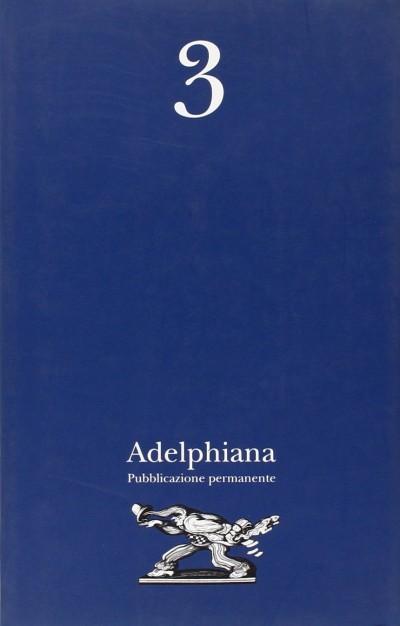 Adelphiana. pubblicazione permanente: 3