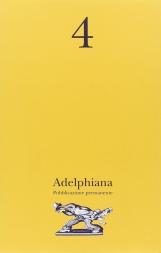 Adelphiana. Pubblicazione permanente: 4