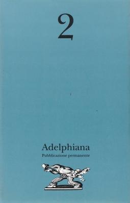 Adelphiana. Pubblicazione permanente: 2