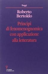 Principi di fenomenognomica con applicazione alla letteratura