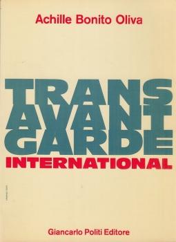 The international Trans-avantgarde La transavanguardia internazionale