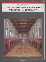 Il pavimento della biblioteca mediceo laurenziana