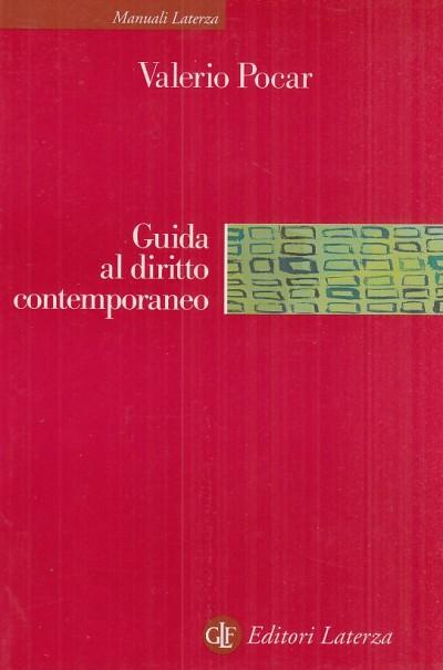 Guida al diritto contemporaneo - Pocar Valerio