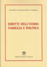 Diritti dell'uomo: famiglia e politica