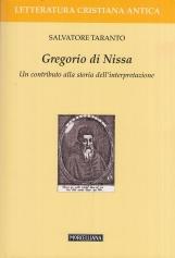 Gregorio di Nissa. Un contributo alla storia dell'interpretazione